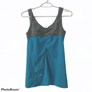 Lululemon Active Tempo Tank Ruched Front 6